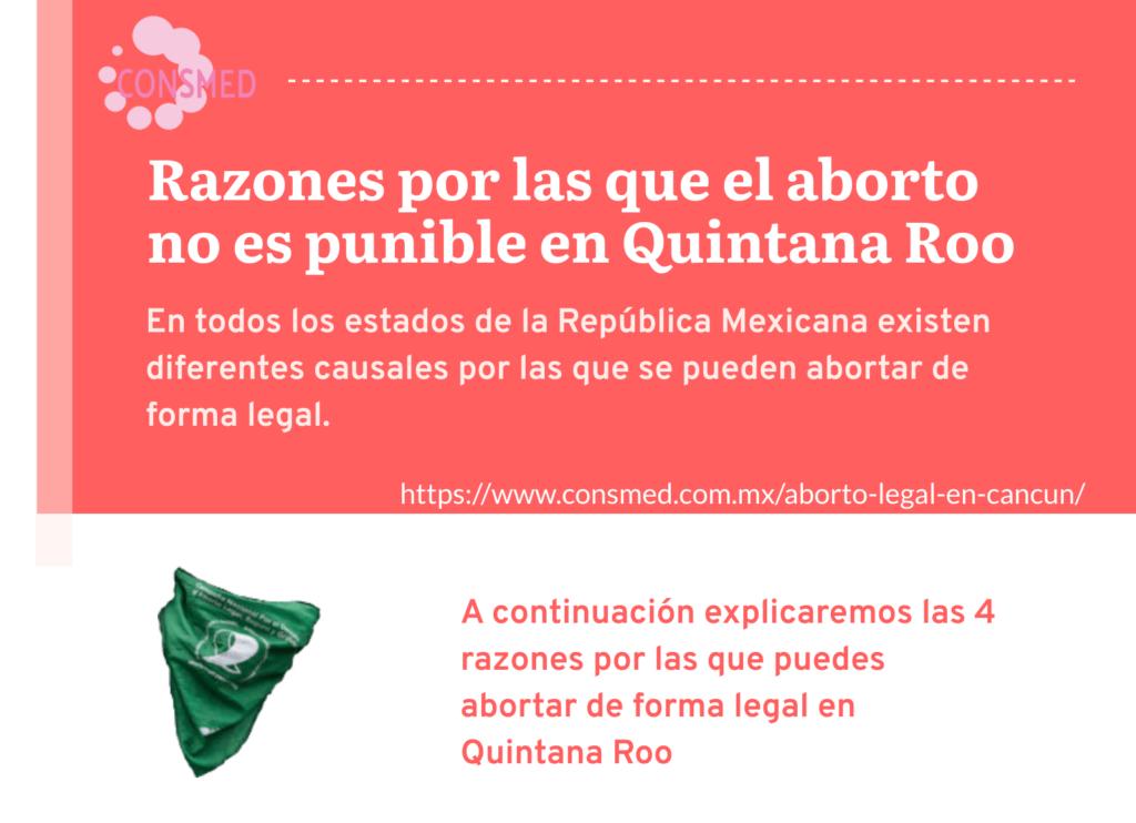 Aborto legal en Cancún