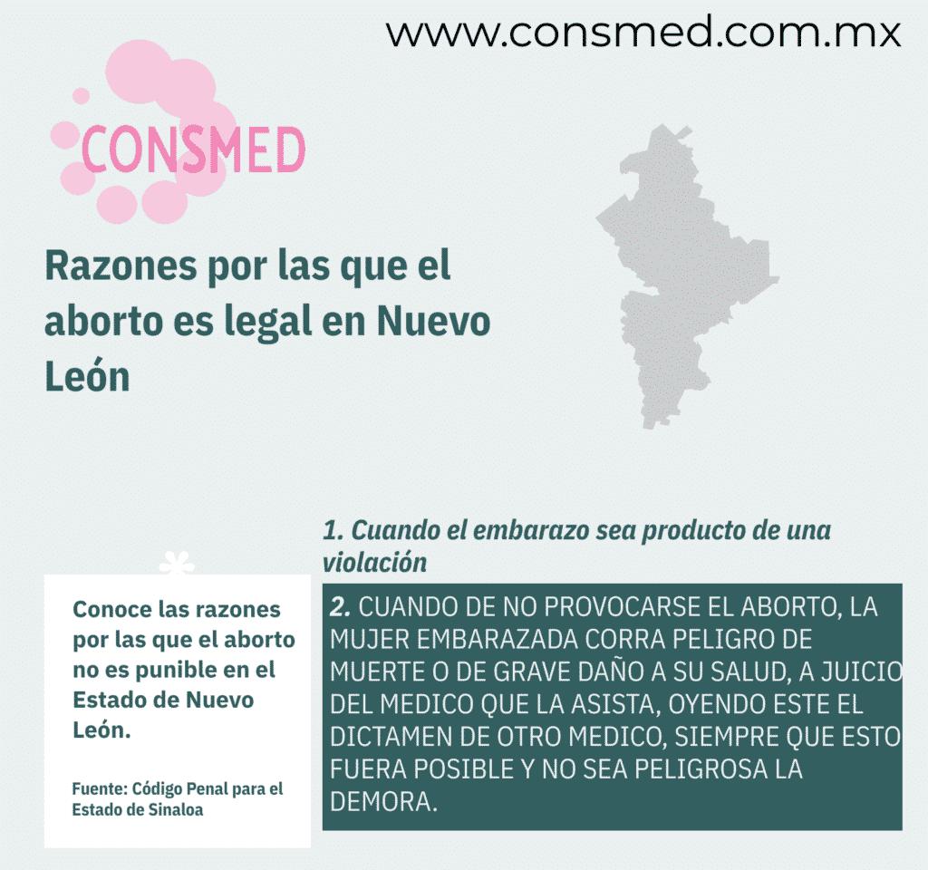 Aborto en Nuevo León