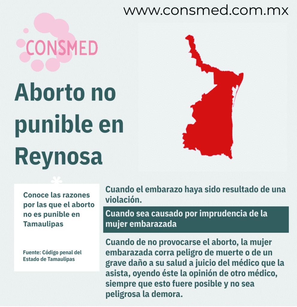Clínicas de aborto en Reynosa