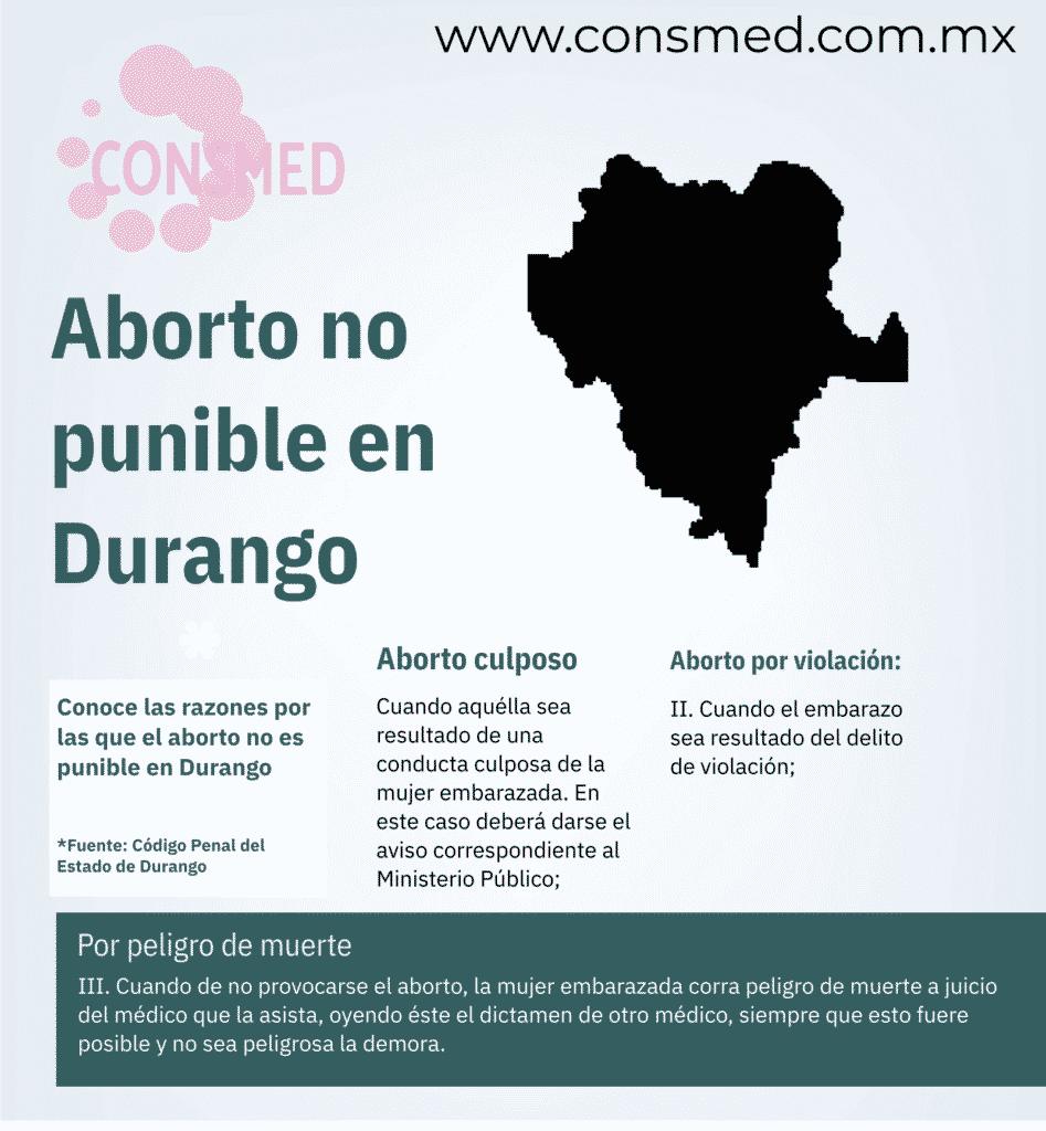 Aborto en Durango